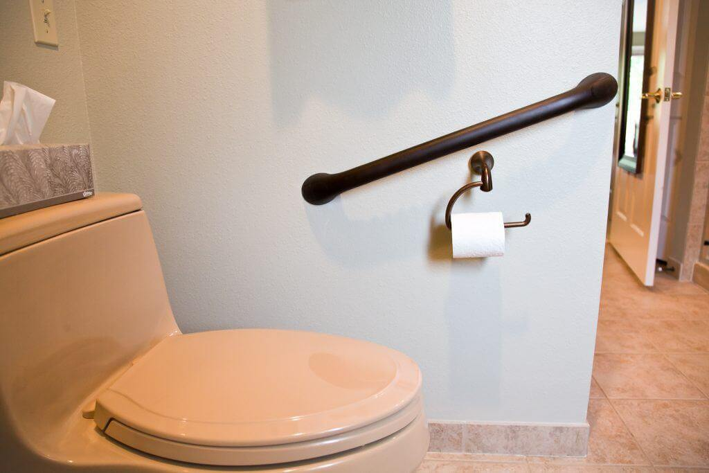 A beginner s introduction to handicap s ada toilet what - Handicap bars for bathroom toilet ...