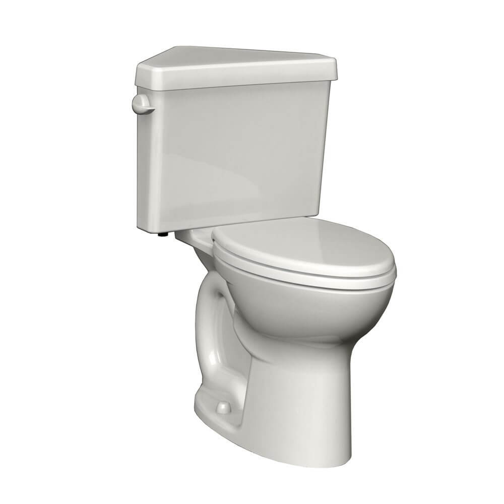 Best-American-Standard-toilet-270BD001.020-Cadet-3-Right-Height-Round-Front-Two-Piece-Triangle-Toilet-with-12-Inch-Rough-In-White