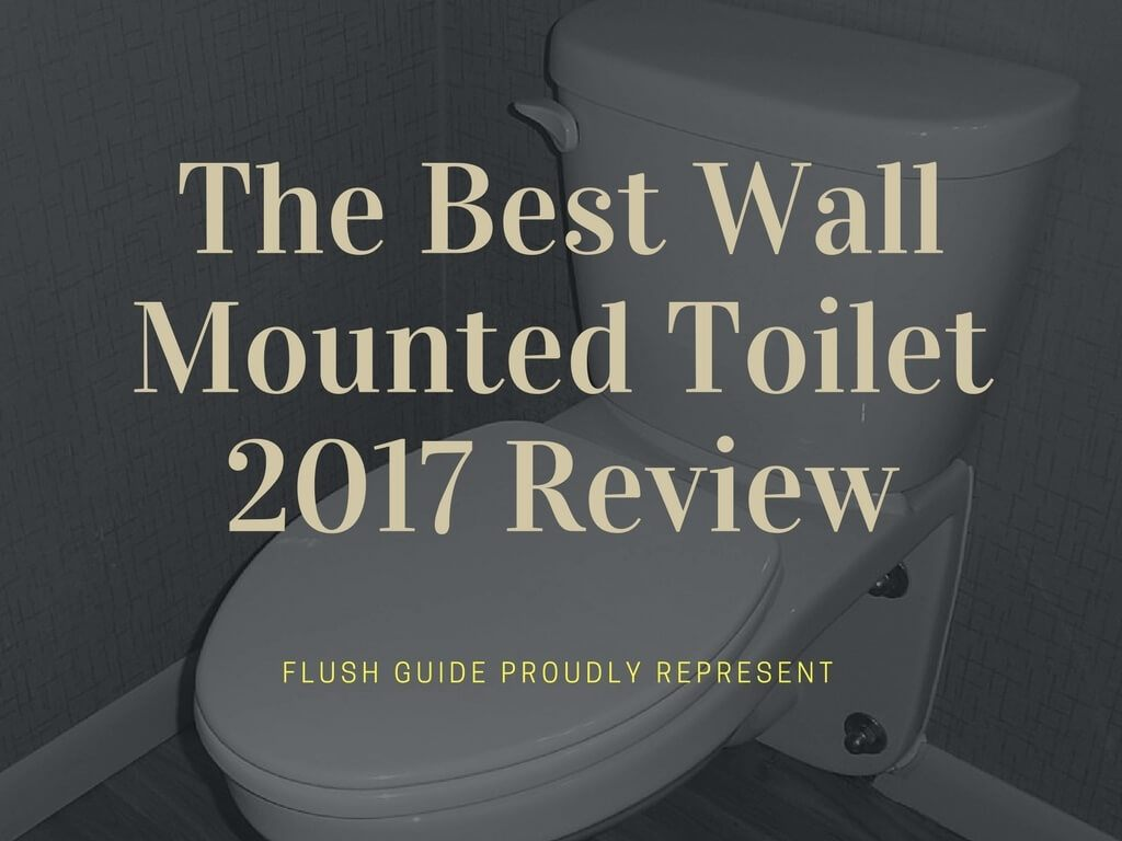 The Best Wall Mounted Toilet