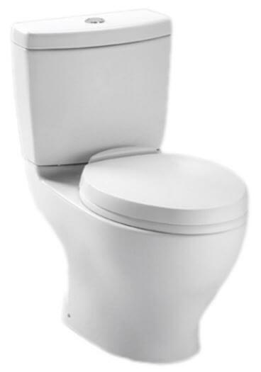 Aquia 1.6 GPF and 0.9 GPF Dual Flush Toilet