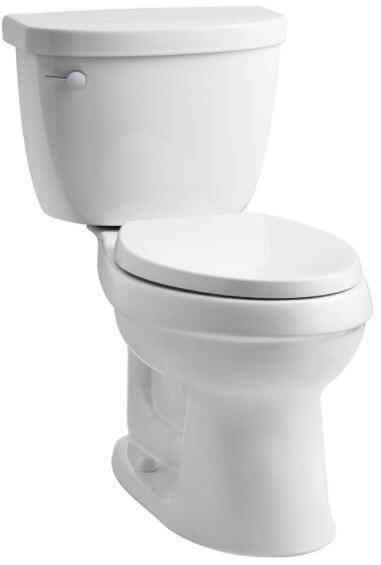 Kohler Cimarron Comfort Height Toilet