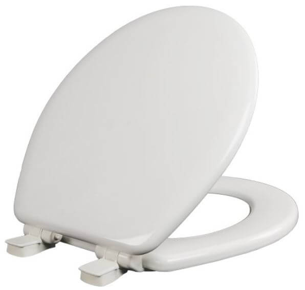 Mayfair Seat with Bui-lt-in-Child Potty Training-Seat
