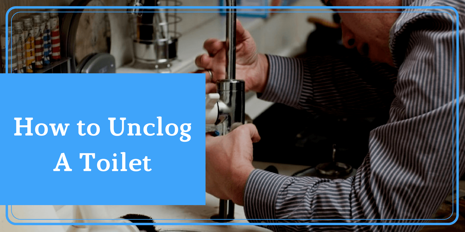 Featured image - How to unclog toilets