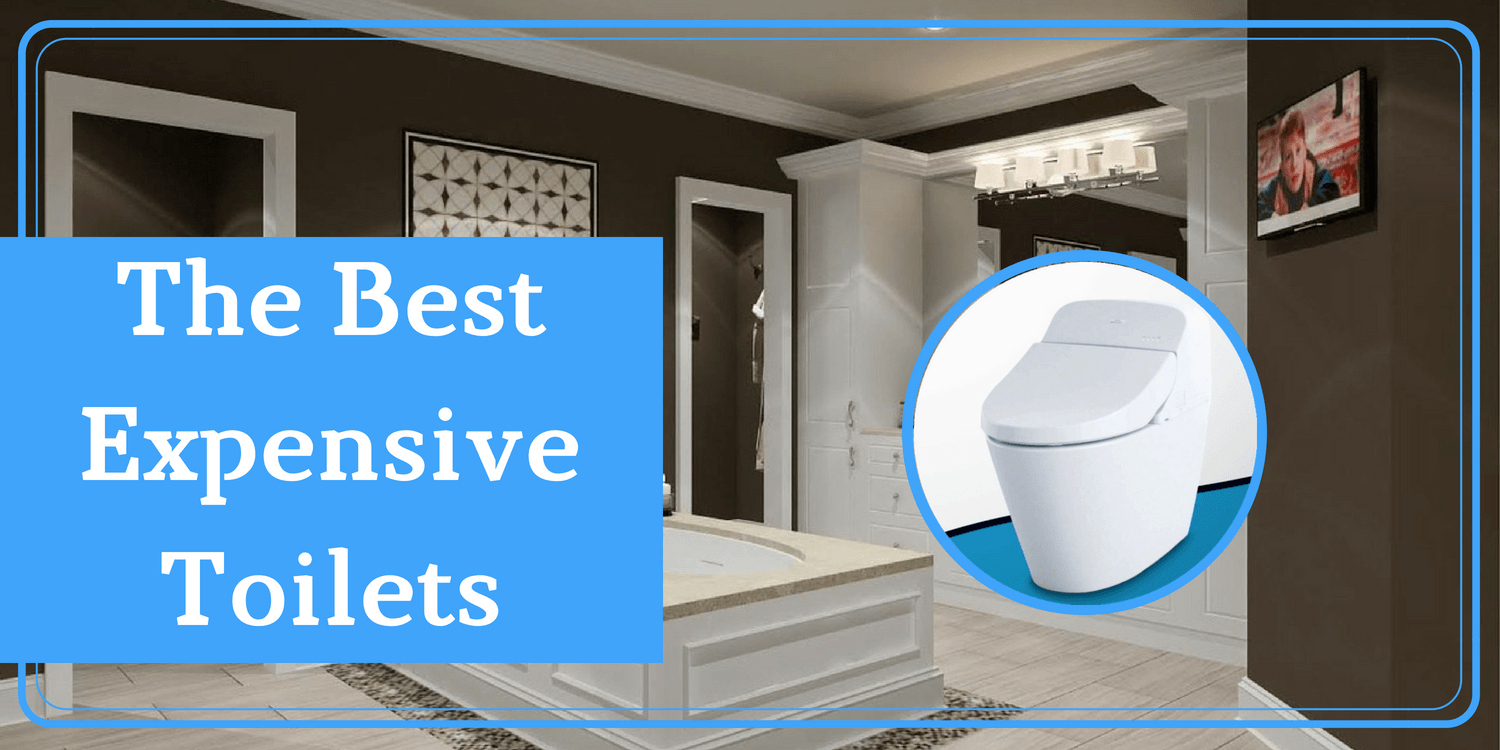 Best Fancy Toilets Review Of 2018: Treat Your Butt With Luxury