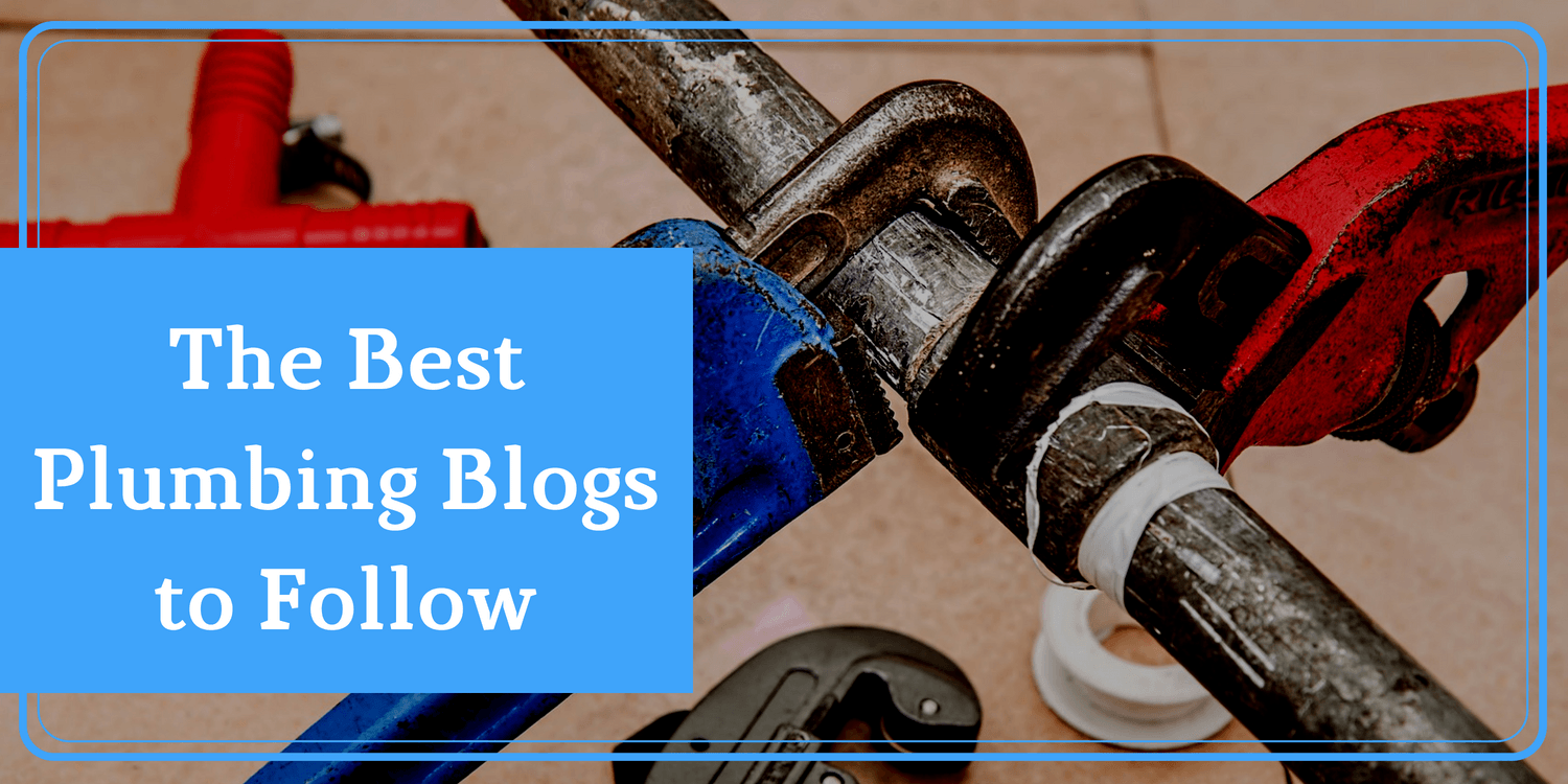 Featured image - plumbing blogs