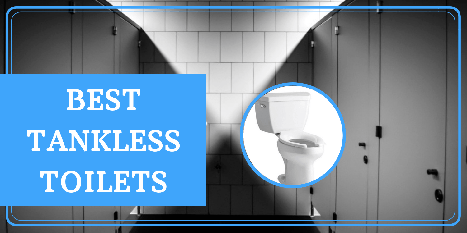 Tankless toilets featured image