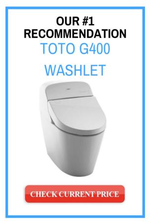 TOTO G400 Sidebar CTA