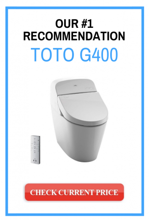 TOTO Washlet G400 with Integrated Toilet Review (2019 Updated)