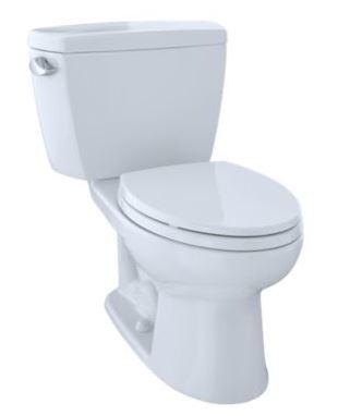 5_TOTO CST744SL#01 Drake 2-Piece Ada Toilet